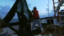 Gulf Of Mexico Fishing Stock Footage