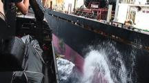 Japanese Whaling Ship Oriental Bluebird, Sea Shepherd