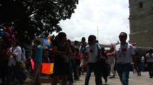 Plaza Central, Oaxaca, Mx, Gay Rights Parade