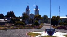 Sheet Metal Church--Isla Chiloe-Chile, Patagonia, S. America