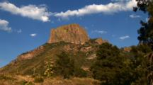 Casa Grande Peak, Chisos Basin, Big Bend National Park, Texas