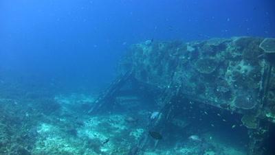 Bounty Wreck,Gili Islands,Lombok