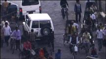 Bangladesh Traffic Scene