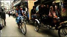 Walking Dhaka Streets