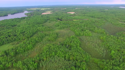Northern Hardwood Forest and Lakes