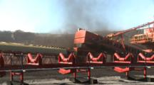 Large Equipment In Coal Mine